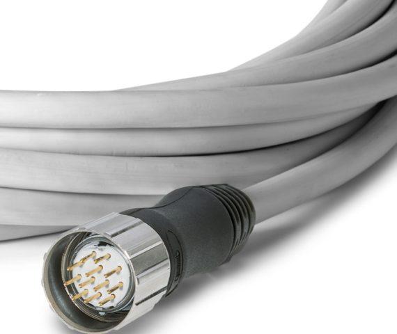 C05-10m-15m-20m-25m - Przewód z konektorem