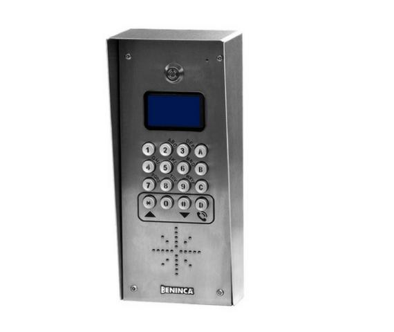 MULTICOM 500 - domofon GSM do 500 użytkowników